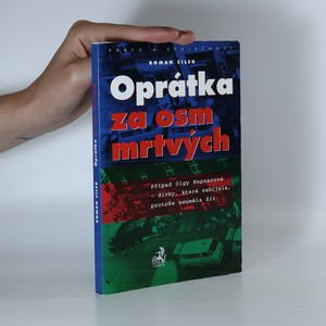 náhled knihy - Oprátka za osm mrtvých. Případ Olgy Hepnarové - dívky, která zabíjela, protože neuměla žít