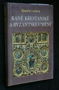 náhled knihy - Raně křesťanské a byzantské umění