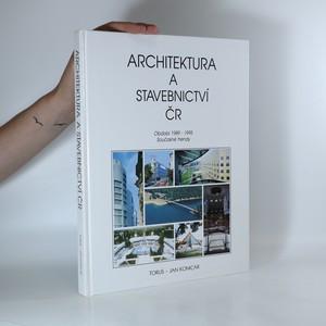 náhled knihy - Architektura a stavebnictví ČR