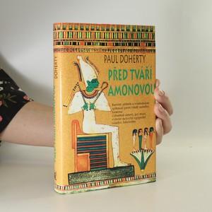 náhled knihy - Před tváří Amonovou