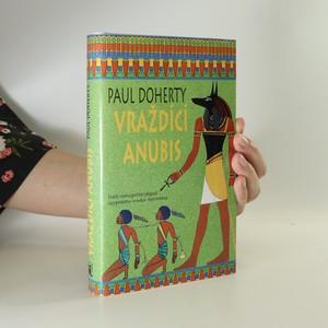 náhled knihy - Vraždící Anubis