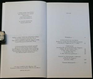 antikvární kniha Budoucnost je otevřená, 1997