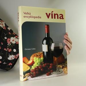 náhled knihy - Velká encyklopedie vína