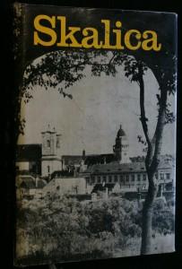 náhled knihy - Skalica v minulosti a dnes