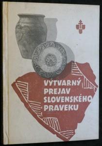 náhled knihy - Výtvarný prejav slovenského praveku