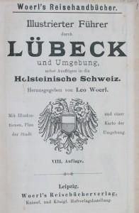 antikvární kniha Lübeck und Umgebung , neuvedeno
