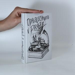 náhled knihy - Odposlechnuto v Praze