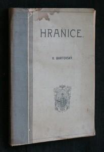 náhled knihy - Hranice : statisticko-topografický a kulturně-historický obraz spolu s úplným adressářem