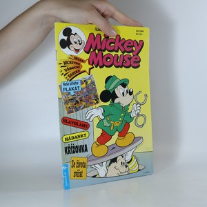 náhled knihy - Mickey Mouse 20/1994