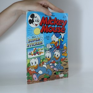 náhled knihy - Mickey Mouse 10/1992