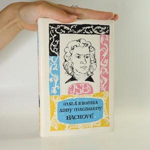 náhled knihy - Malá kronika Anny Magdaleny Bachové