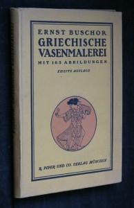 náhled knihy - Griechische vasenmalerei