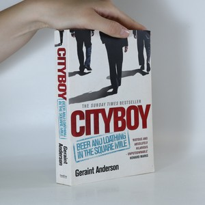 náhled knihy - Cityboy. Beer and loathing in the Square Mile
