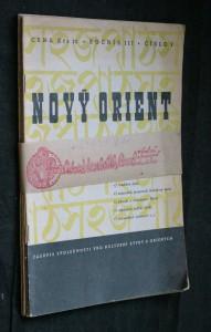 náhled knihy - Nový orient, ročník III.