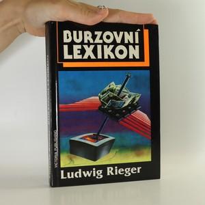 náhled knihy - Burzovní lexikon