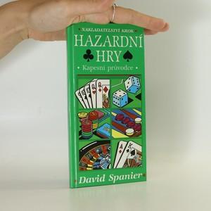 náhled knihy - Hazardní hry
