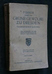náhled knihy - Grüne gewölbe zu dresden