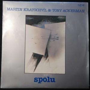 náhled knihy - Martin Kratochvíl a Tony Ackerman: SPOLU