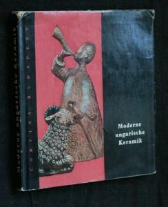 náhled knihy - Moderne Ungarische Keramik