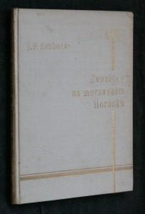náhled knihy - Zvoničky na moravském Horácku