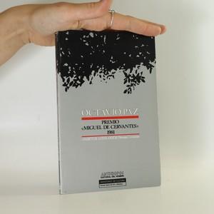 náhled knihy - Octavio Paz. Premio