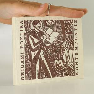 náhled knihy - Origami poetika