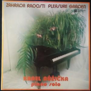 náhled knihy - Karel Růžička: Zahrada radosti / Pleasure garden