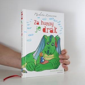 náhled knihy - Za humny je drak