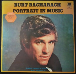 náhled knihy - Burt Bacharach: Portrait in music