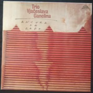 náhled knihy - Trio Vjačeslava Ganelina: Ancora Da Capo