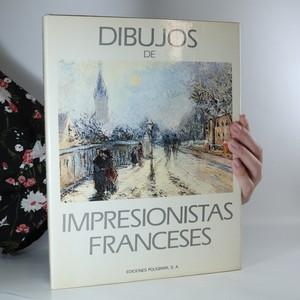 náhled knihy - Dibujos de impresionistas franceses