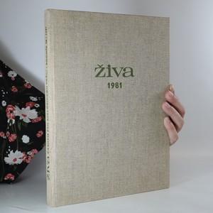 náhled knihy - Živa 1981