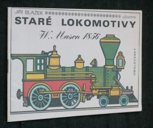 náhled knihy - Staré lokomotivy