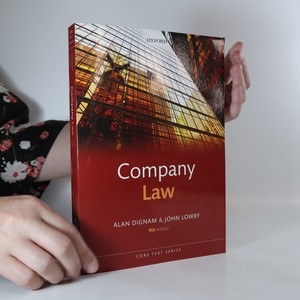 náhled knihy - Company Law