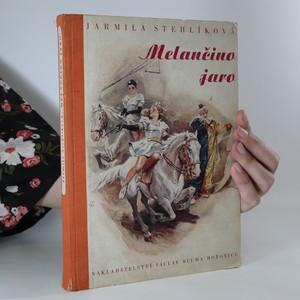 náhled knihy - Melančino jaro