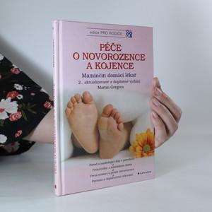náhled knihy - Péče o novorozence a kojence. Maminčin domácí lékař