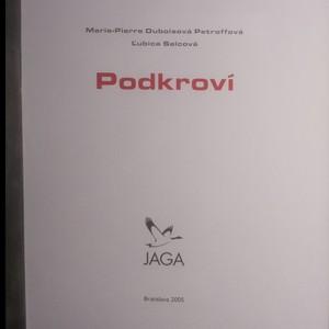 antikvární kniha Podkroví, 2005