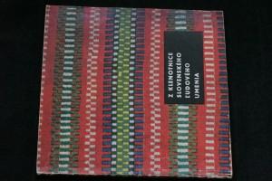 náhled knihy - Z klenotnice slovenského ľudového umenia
