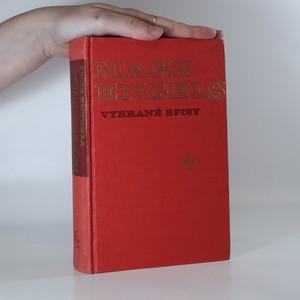 náhled knihy - Marx, Engels. Vybrané spisy. Svazek 4