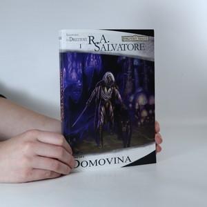 náhled knihy - Temný elf I. Domovina