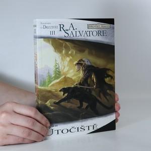 náhled knihy - Temný elf III. Útočiště