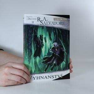 náhled knihy - Temný elf II. Vyhnanství