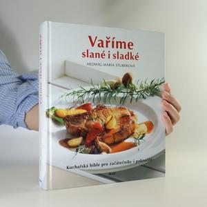 náhled knihy - Vaříme slané i sladké