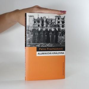 náhled knihy - Aluminiová královna. Rusko-čečenská válka očima žen