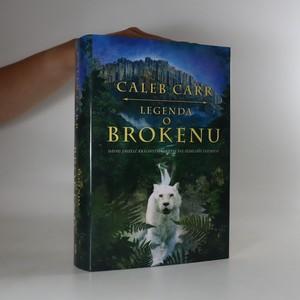 náhled knihy - Legenda o Brokenu