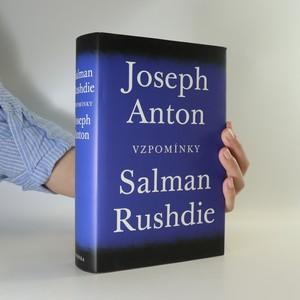 náhled knihy - Joseph Anton. Vzpomínky