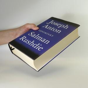 antikvární kniha Joseph Anton : vzpomínky, 2012