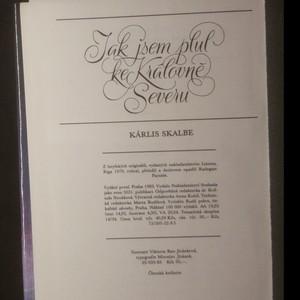 antikvární kniha Jak jsem plul ke Královně Severu, 1983