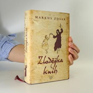 náhled knihy - Zlodějka knih