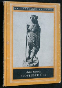 náhled knihy - Slovenské úle